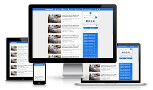 Jogoan Redesigned Blogger Template