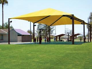 مظلات هرمية الرياض 2021-2031 رؤية عصرية