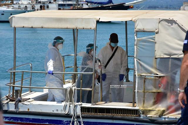 Ναύπλιο: Μεταφορά ασθενούς από κρουαζιερόπλοιο