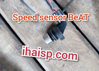 Pasang Speed Sensor di Jupiter MX dengan Rotor Bikinan Sendiri