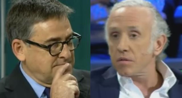 El economista Juan Torres abandona el plató por culpa del pantuflismo