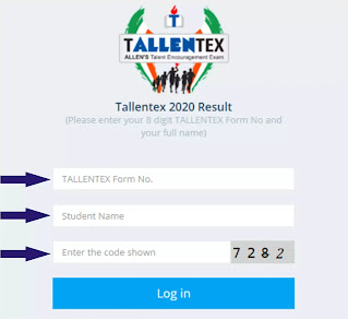 tallentex-admit-Card