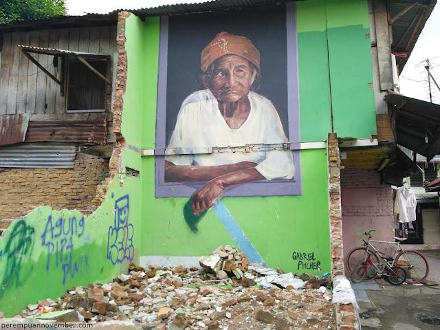 medan kota mural