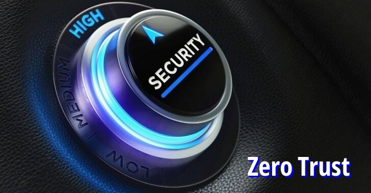 Zero Trust – The Best Model For Strengthening Security in The Enterprise Networks – A 5-Step Guide