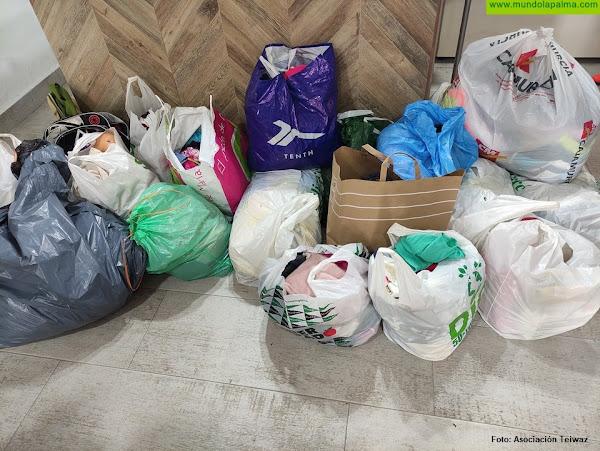 Las donaciones económicas son la manera más eficaz de ayudar a los afectados de la erupción , tras cubrirse las necesidades básicas