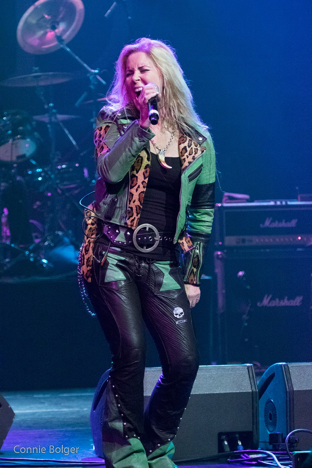 Lita Ford At The Sycuan Showcase Theatre 972017-6192
