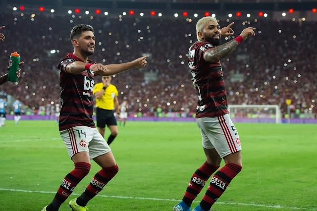 Um Flamengo mitológico