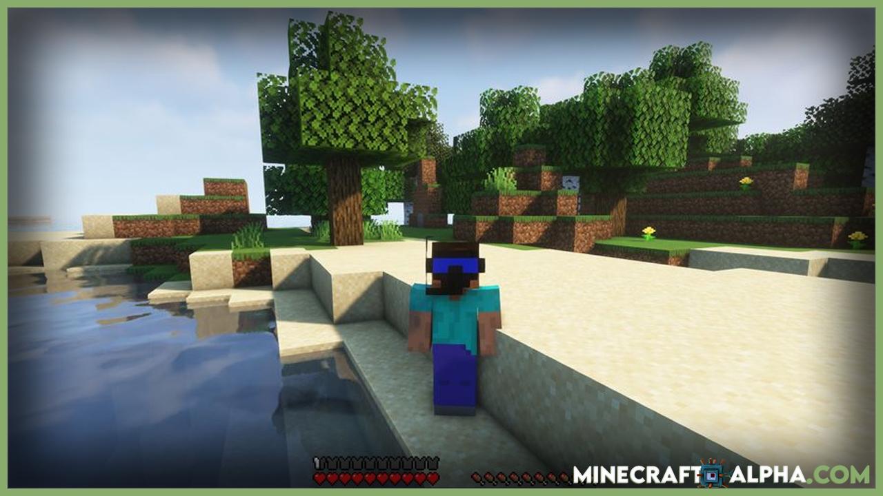 Minecraft Exlines Snorkel Mod For 1.16.5 (Underwater Breathing)
