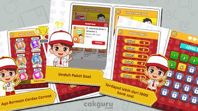 Aplikasi interaktif sekolah dasar keren terpopuler