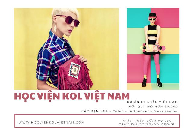 Dự án học viện KOL Việt Nam
