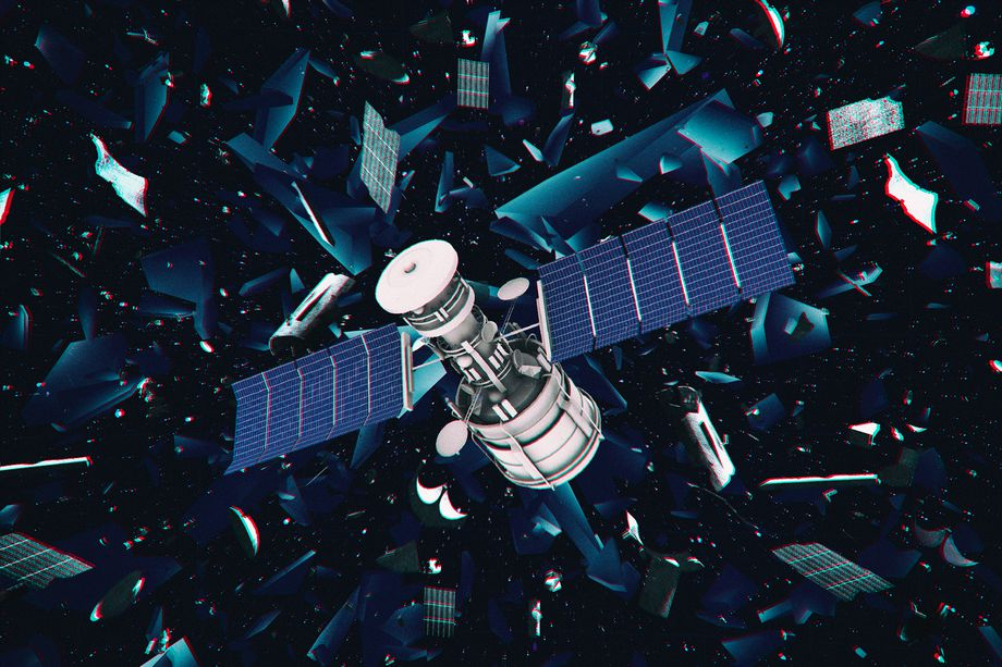 Russia Tested Satellite-Destroying Tech In Space