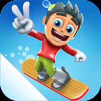 Download game Ski Safari 2 v 1.3.2.1103 MOD Apk [Unlimited Money] Terbaru Gratis 2016