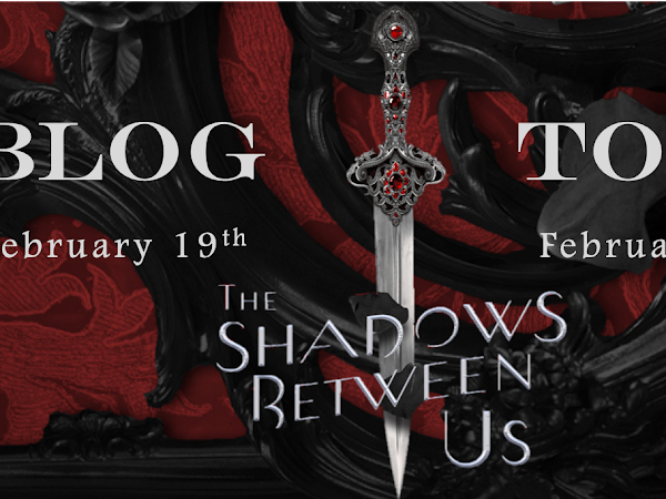 The Shadows Between Us Blog Tour: Review and Giveaway