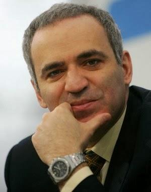 Garry Kasparov – IQ 190