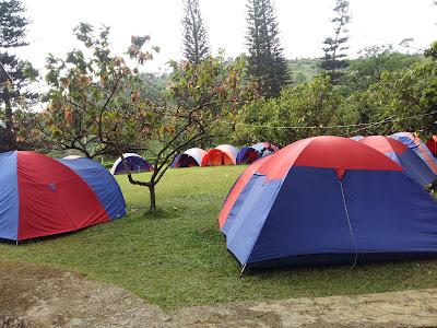 paket camping di gunung mas bogor