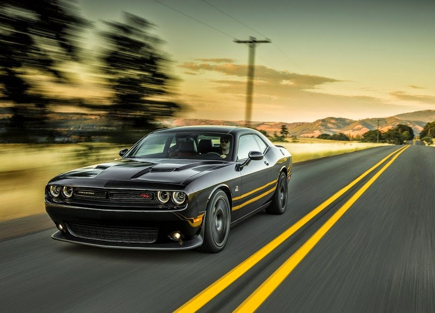 Dodge Challenger 2015 Car Wallpaper HD ! Car Wallpaper HD