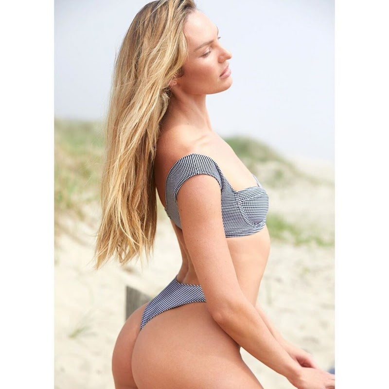 Candice Swanepoel Clicked for Tropic of C-  2020