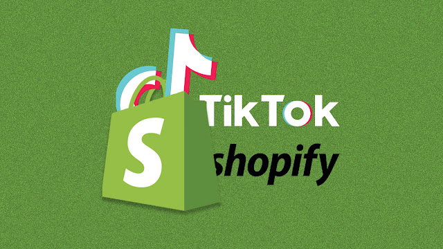 tiktok+shopify