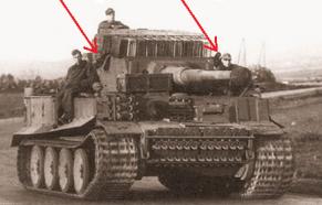 фото німецький танк Тигр