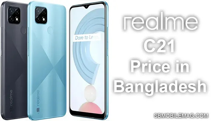 Realme C21, Realme C21 Price, Realme C21 Price in Bangladesh