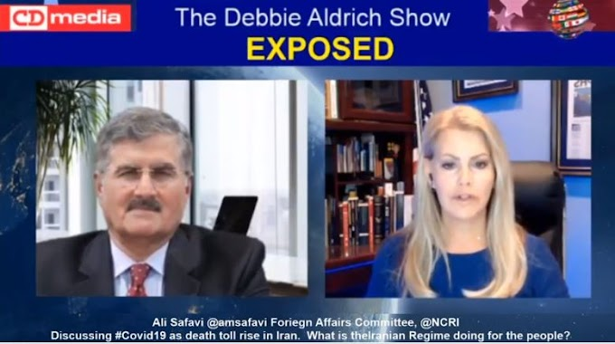 NCRI's Ali Safavi exposes Iran training Chinese Clerics and the dire sit...