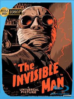 El Hombre Invisible (1933) HD [1080p] Latino [GoogleDrive] PGD