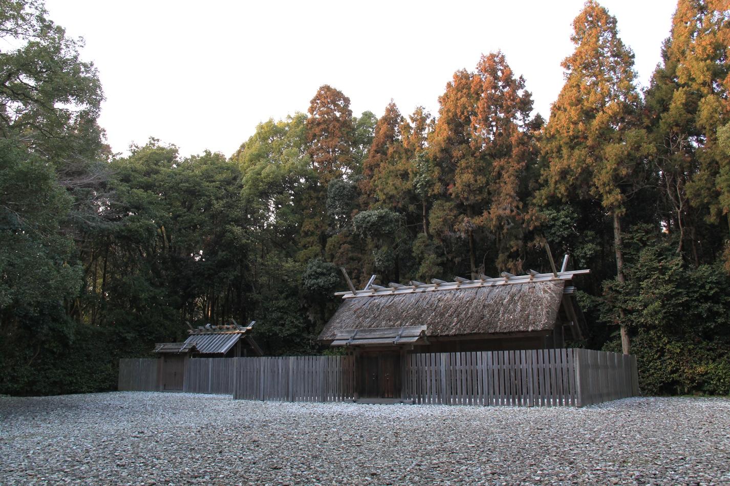 travelog-jpn: 皇大神宮所管社 ...