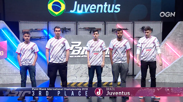 Point Blank - Juventus E-Sports