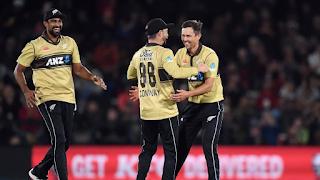 Cricket Highlightsz - New Zealand vs Australia 1st T20I 2021