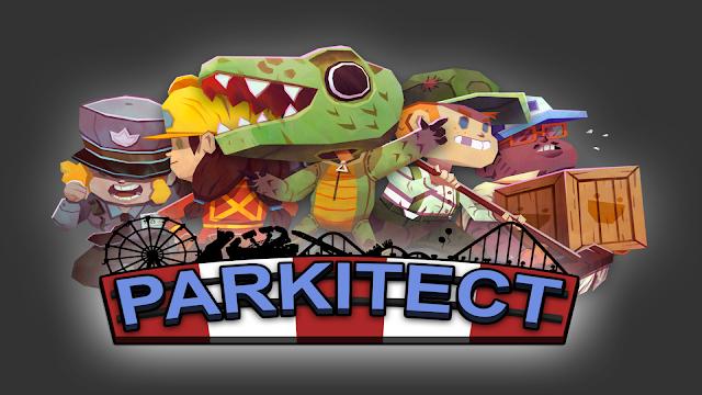 Parkitect Key Art