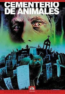 Pet Sematary [1989] [DVD] [R1] [NTSC] [Latino]