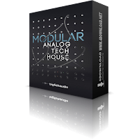Download Big Fish Audio - Modular Analog Tech House KONTAKT Library