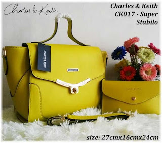 Model Tas Branded Terbaru 2016 Charles and Keith