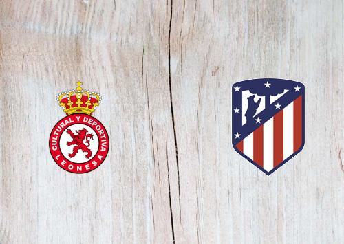 Cultural Leonesa vs Atletico Madrid -Highlights 23 January 2020