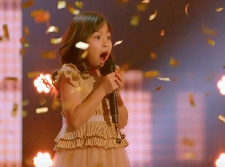 America's Got Talent 2017: Céline Tam once again seduces the jury!