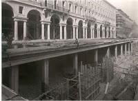 La galleria sotto via Roma