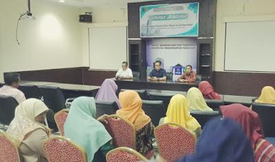 Unismuh Makassar Gelar Seminar Penulisan dan Publikasi Ilmiah