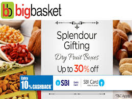 Up to 30% off on Dry Fruits @ Bigbasket.com