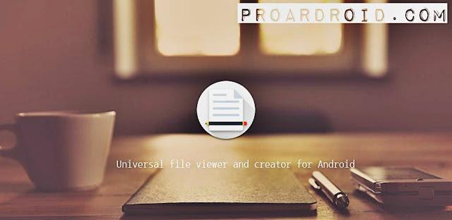 تطبيق N Docs - Office, Pdf v3.8.3 لتحرير النصوص النسخة المدفوعة للأندرويد مجاناً logo