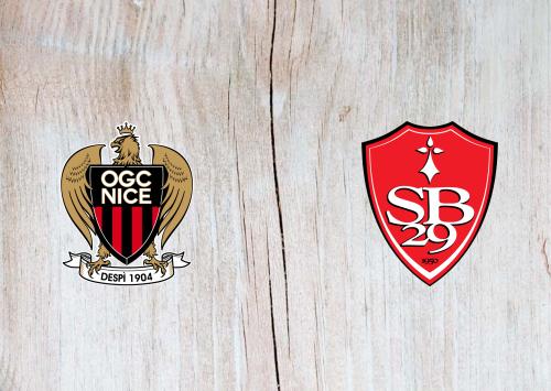 Nice vs Brest -Highlights 09 May 2021