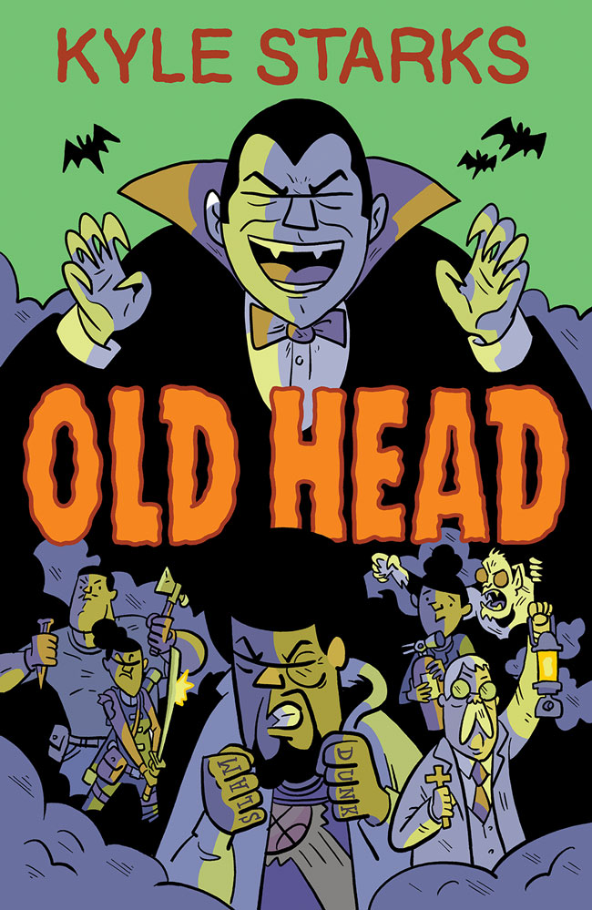 Old Head Coming in August