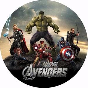 Cover Ban Custom Marvel Avengers