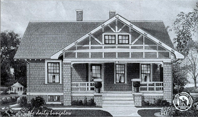 See the Sears Lorne in the 1921 catalog of Daily Bungalow