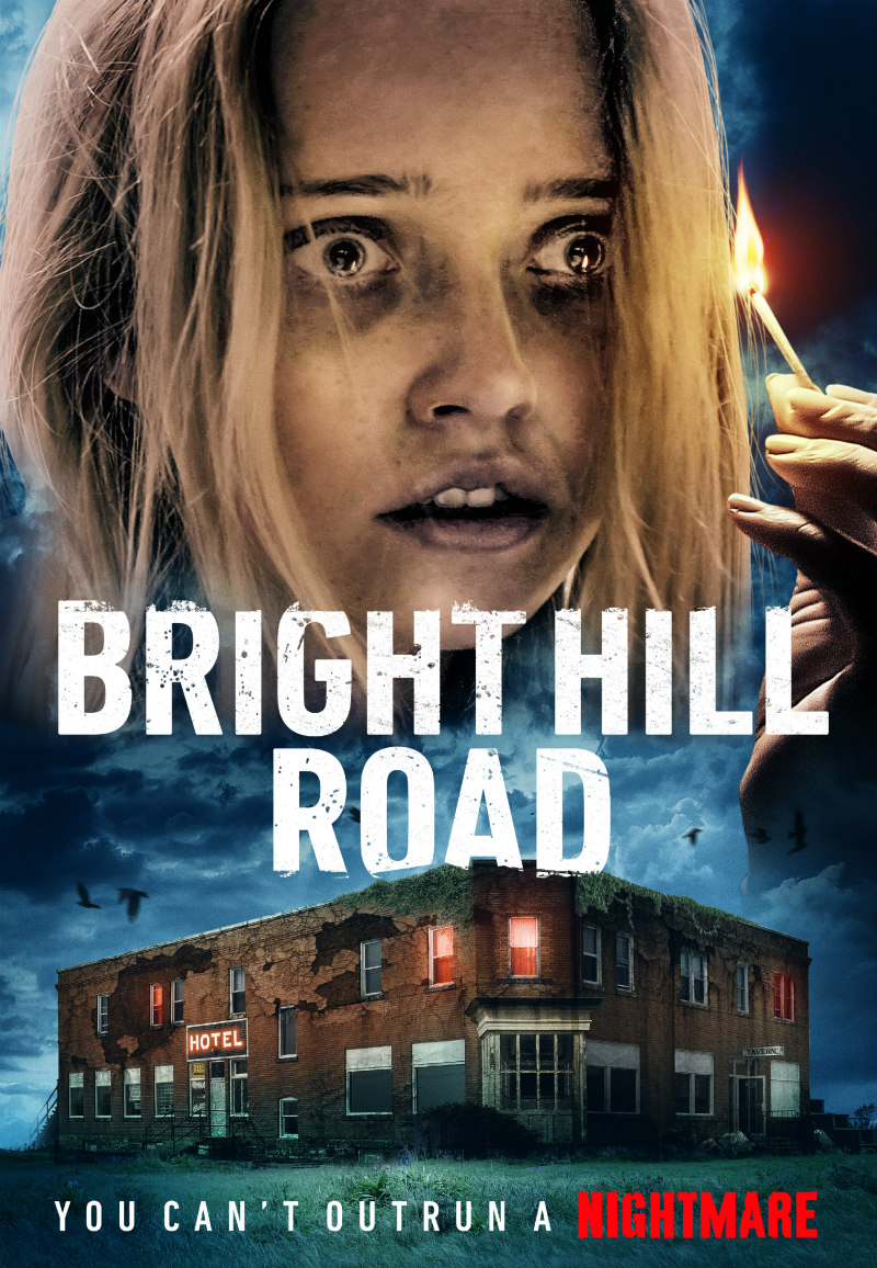 bright hill road poster