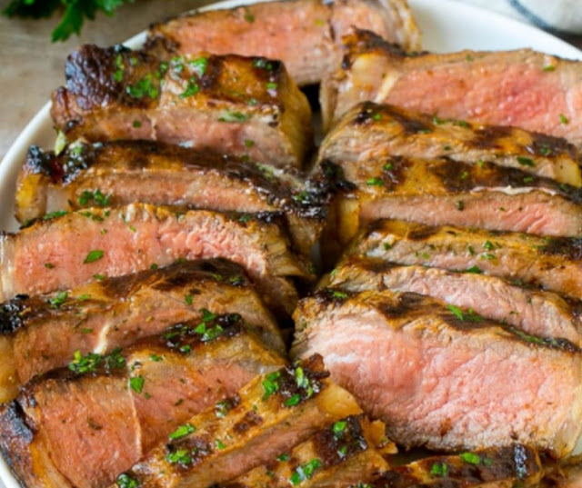 The Best Steak Marinde With Soy Sauce