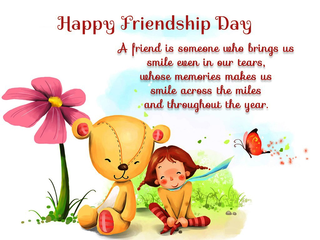Happy Friendship Day 2018 Greeting Cards Ecards And Cliparts Happy