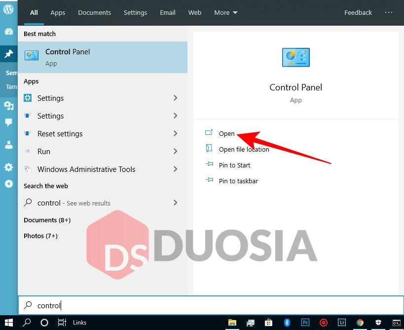 Mengetahui Jenis Windows 10 yang digunakan Melalui Control Panel