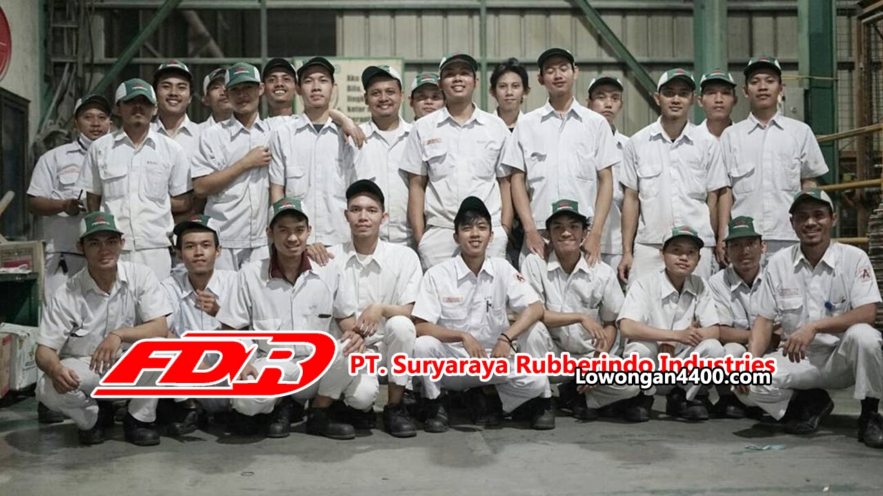 Lowongan PT Suryaraya Rubberindo Industries April 2019