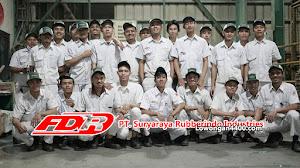 Lowongan PT Suryaraya Rubberindo Industries Februari 2020