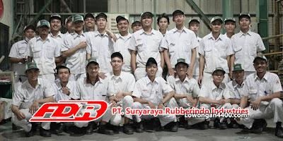 Lowongan PT Suryaraya Rubberindo Industries Agustus 2020